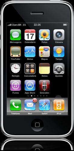 iPhone OS 3.0 Beta em português