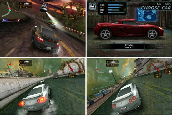 Need for Speed Undercover para iPhone