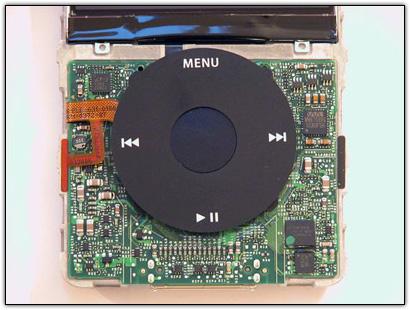 Click Wheel de iPod 5G