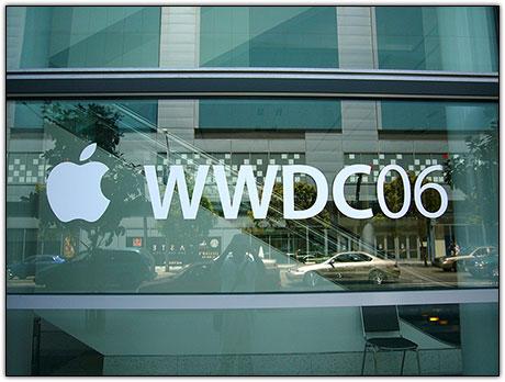 Logo da WWDC '06
