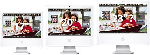 iMac Family Line