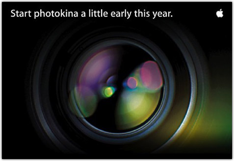 Convite do Photokina