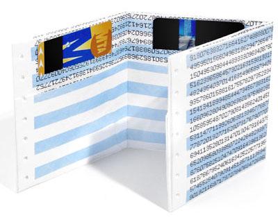 dot matrix wallet