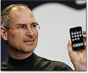 Steve Jobs e iPhone