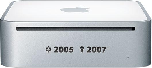 Mac mini morto?