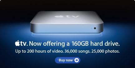 Novo Apple TV