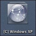 Drive C montado no Desktop
