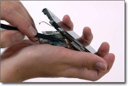 Abrindo iPhone