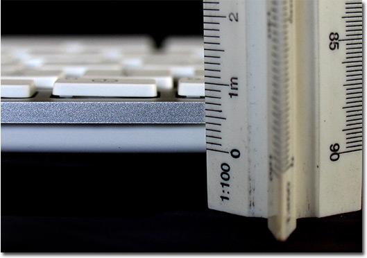 Novo teclado de iMacs?