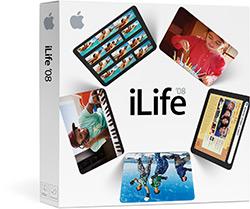 Caixa do iLife '08