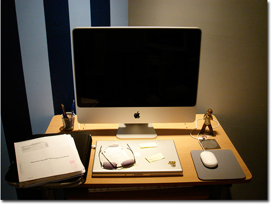 Novo iMac de macuser