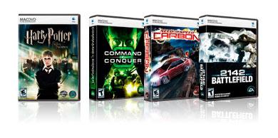 EA Games para Mac