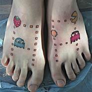 geek tatoos
