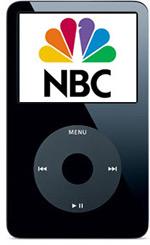 NBC num iPod