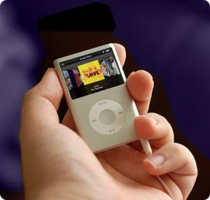 Novo iPod nano?