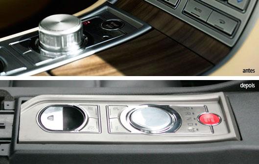 Jaguar XF - JaguarDrive Selector
