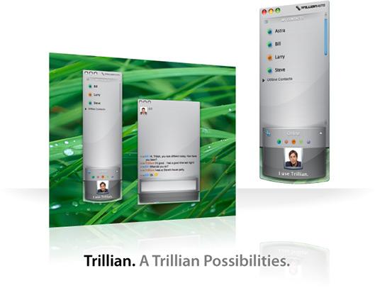 Trillian para Mac OS X