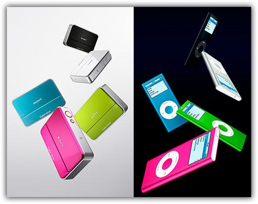 Apple e Sony