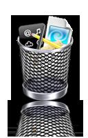 Ícone do AppCleaner