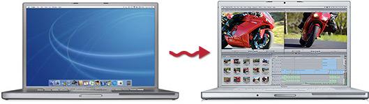 PowerBook G4 to MacBook Pro
