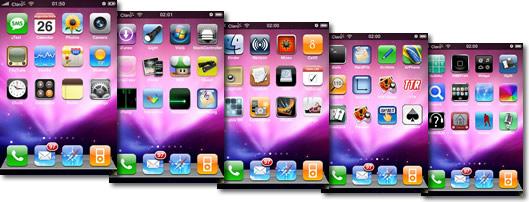 Aplicativos para o iPhone