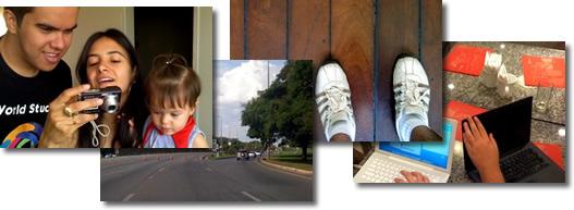 Fotos feitas no iPhone