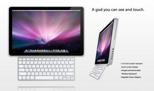 MacBook touch