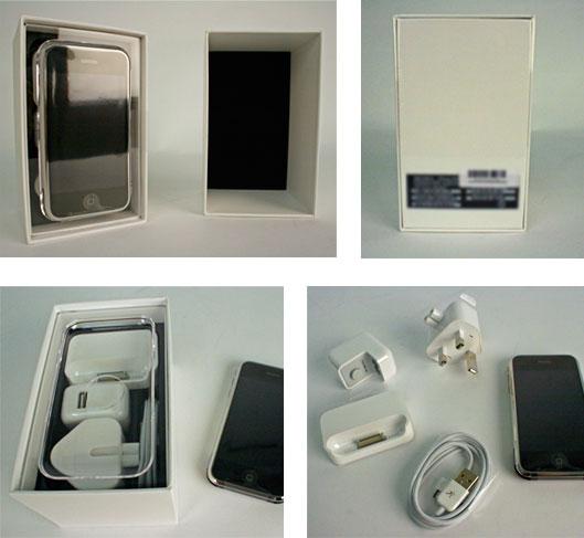Fotos O2 iPhone