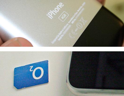 Fotos O2 iPhone 2
