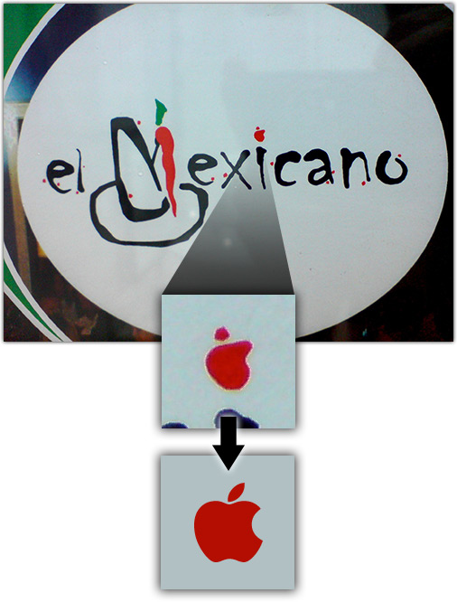 El Mexicano vs. Apple