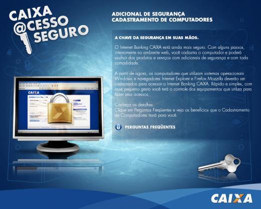 @cesso Seguro da Caixa