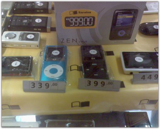 Clone iPod nano
