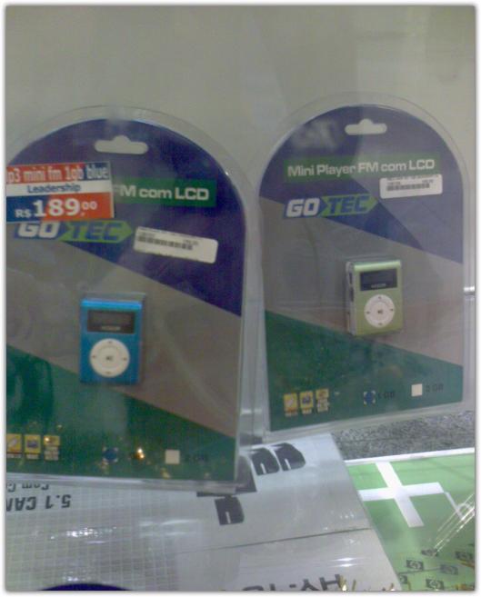 Clone iPod shuffle