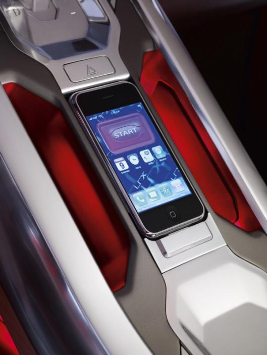 iPhone integrado