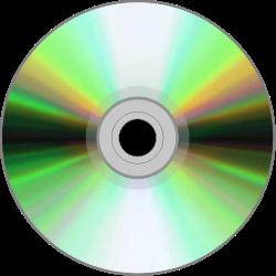 As trilhas muito próximas umas das outras na superfície de leitura do CD fazem a luz se refratar e mostar todo espectro de cor visível