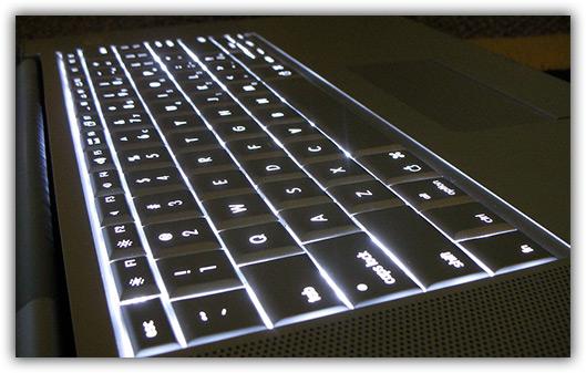 Teclado Macbook Teclado em Macbooks Pro