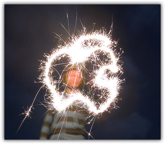 Feliz Ano Novo (Maçã)