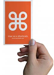 Mac OS X Shortcuts!