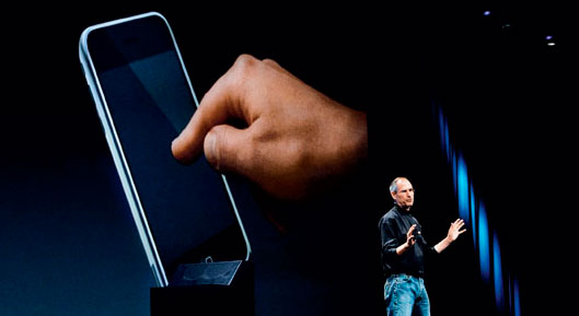 Apresentação do iPhone na Macworld