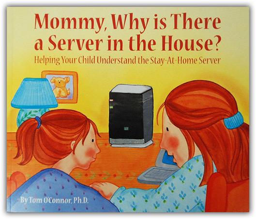 Cartoon do Windows Home Server