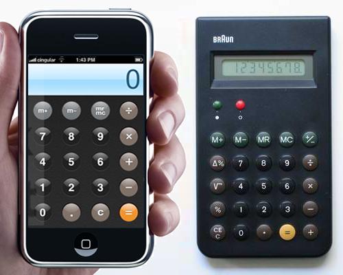 iPhone x Braun