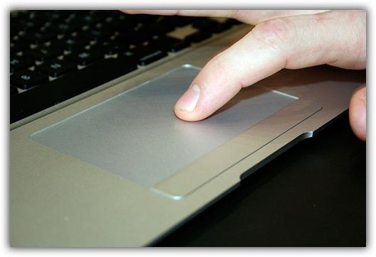 Novo trackpad do MacBook Air