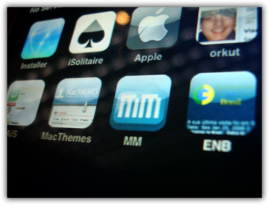WebClip do MacMagazine
