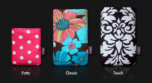 Case Fabrix iPods