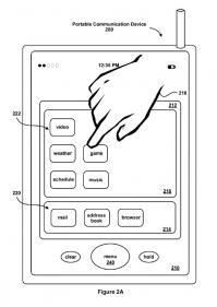 Patente sobre Reconfiguração de Interface