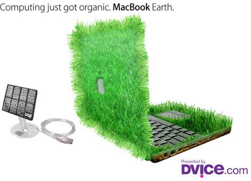 MacBook Earth