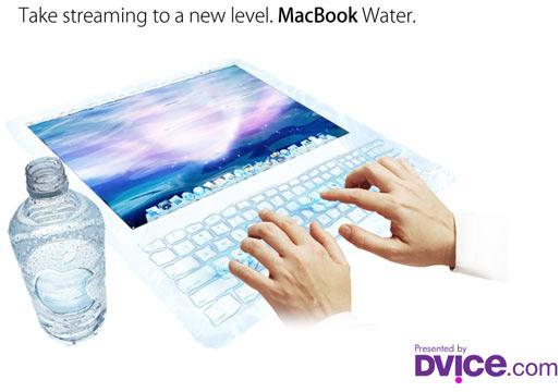 MacBook Water