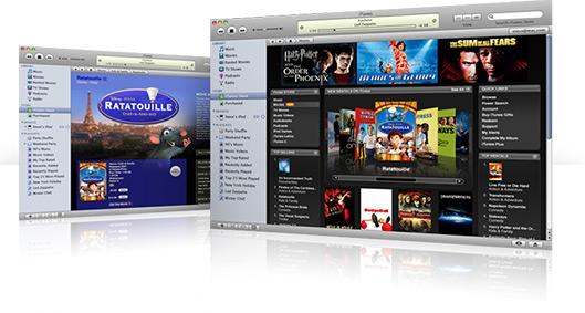 iTunes Movie Rentals