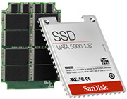 NAND Flash (SSD)