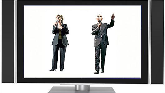 Seria Obama o Mac e Clinton o PC?